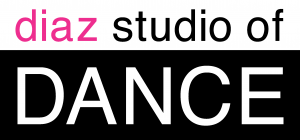 Diaz Studio of Dance logo
